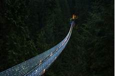 Capilano Suspension Bridge Canyon Lights Tickets Things To Do In Vancouver This Weekend Inside Vancouver