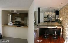 small home remodel small kitchen remodel before and after for stunning and