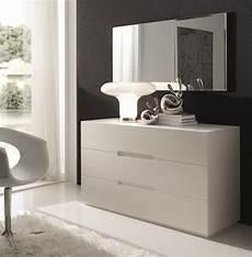 specchi da da letto como cassettiera con specchio af 120 cm da