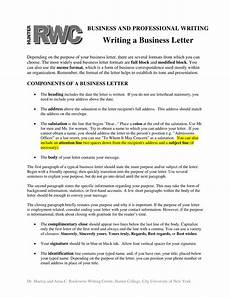 How To Format Letters 8 Business Formal Letter Examples Pdf Examples