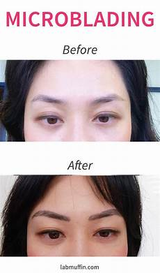 eyebrow microblading embroidery review before after