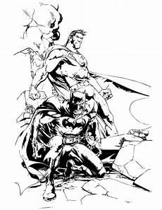 49 free dc comics batman coloring pages printable pdf