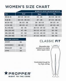 Kuhl Women S Pants Size Chart Propper Women S Criticalresponse Ems Pant