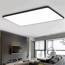 illuminazione sala da pranzo ultra sottile ferro acrilico plafoniere a led per
