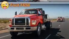2020 Ford F 650 F 750 by 2020 Ford F 650 F 750 Specs Release Date Review