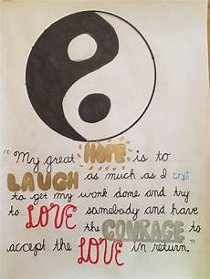 ying yang quote by quinnerss on deviantart