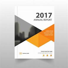 Report Cover Templates Report Template With Geometric Shapes Vector Free Download