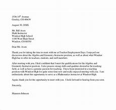 Thank You Letter To A Teacher Thank You Letter To Teacher 12 Free Word Excel Pdf