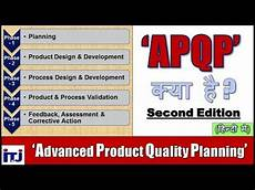 Product Quality Planning Timing Chart Apqp Advanced Product Quality Planning Definition