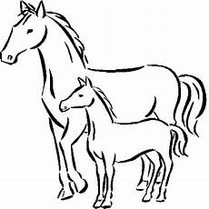 hairstyles ausmalbilder pferd