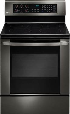 How To Light Electric Stove Lre3061bd Lg 30 Quot Freestanding Electric Range Convection