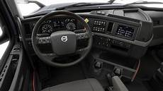 volvo truck 2019 interior volvo trucks volvo vnr walk around interior