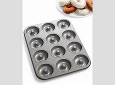 Martha Stewart Collection Nonstick Donut Pan, Created for
