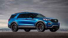 ford unveils the new 2020 explorer a speedy option the 2020 ford explorer st stupiddope
