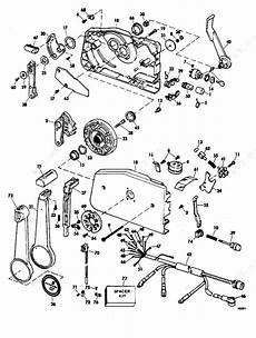 Evinrude 1979 150 150940c Remote Control Parts Catalog