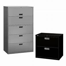 hon 600 series lateral file cabinet 2010 office