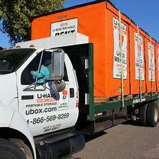U Haul U Box U Haul Tips U Haul U Box Containers Vs Pods Portable Storage