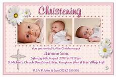 Christening Invitations Girl Christening Invitation For Baby Girl Christening