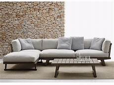 Sofa With Chaise Lounge 3d Image by Gio Sofa With Chaise Longue Gio Collection By B B Italia