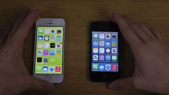 Image result for iPhone 5S vs iPhone 4