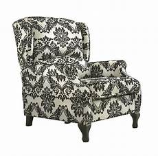 black white accent chair damask accent chair ideas homesfeed