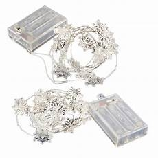 Mini String Lights With Timer Lumabase Battery Operated Led Waterproof Mini String