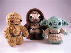 amigurumi wars wars mini amigurumi patterns gadgetsin