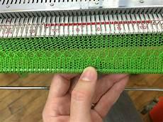 machine knitting 101 knit