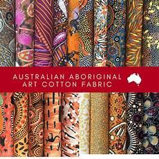 aboriginal fabric 20 quarter bundle e by m s