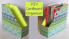 cardboard crafts diy desk organizer recycled crafts