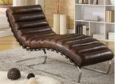recamiere sessel chaise echtleder vintage leder relaxliege braun design