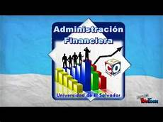 Administracion Financiera Presentaci 243 N Del Programa De Administraci 243 N Financiera Ii