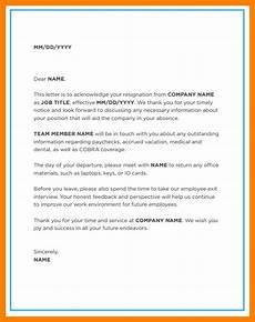 Exit Letter To Employer 13 Exit Interview Letter Resignation Resignition Letter