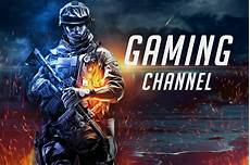 Channel Art Youtube Gaming Channel Art Youtube Templates Creative
