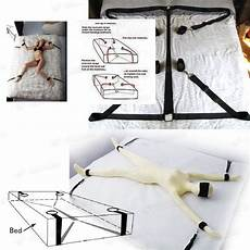 5 pcs bed restraint system manacle kit wrist and