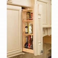 rev a shelf filler pullout organizer w adjustable shelves