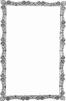 ornate frame old 183 free vector graphic on pixabay