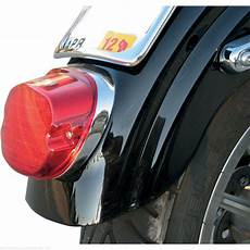 Harley Dyna Light Led Low Profile Light By Drag Specialties Harley