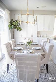kitchen table setting ideas light and bright kitchen decor ideas setting for four