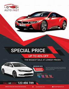 Car Sale Flyer Elegant Car Sales Flyer Design Template In Word Psd