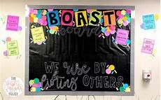 Employee Bulletin Boards Boast Board Bulletin Board Idea Cara Carroll