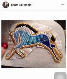 osaroan beadwork designs indian beadwork beaded animals