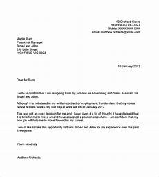 Resignation Email Sample 7 Sample Resignation Email Letter Templates To Download