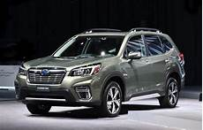 new generation 2020 subaru forester 2020 subaru forester to get hybrid engine drops turbo xt