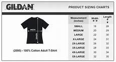 Gildan Unisex Size Chart Pentapplegram T Shirt The Hijinks Ensue Store