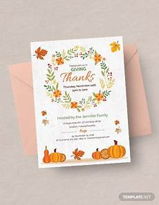 thanksgiving greeting cards for business template free thanksgiving greeting card invitation template word