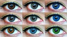 Air Optix Color Chart Air Optix All Colors Contact Lens Review On Dark Brown
