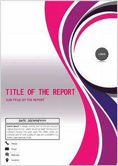 Academic Cover Page Template 50 Best Cover Page Template Design Microsoft Office Word