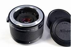 Nikon Tc Compatibility Chart Nikon 2x Teleconverter Tc 201 For Nikon Nikkor Ai S Lens