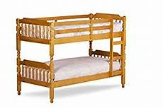 amani colnnialbunk bed pine wood single 3ft size